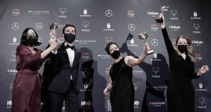 """""""Las niñas"""" y """"Antidisturbios"""", los grandes ganadores de los Premios Feroz 2021"""