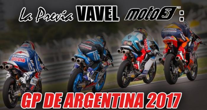 Previa GP de Argentina de Moto3: se admiten apuestas