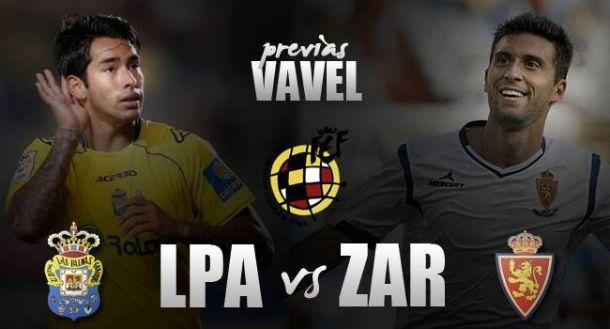 UD Las Palmas - Real Zaragoza: el último escalón para subir a Primera