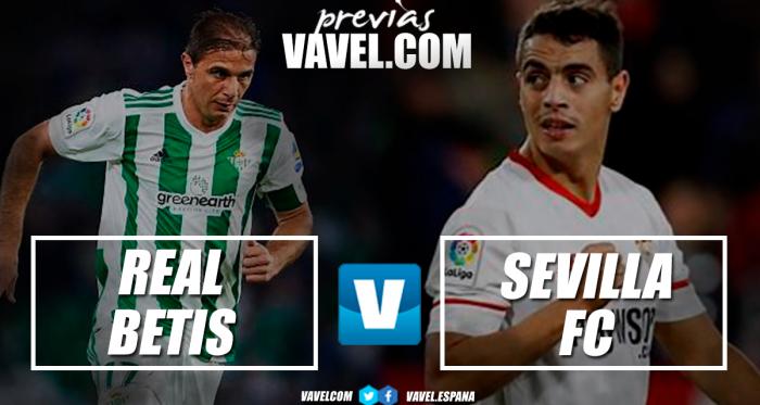 Previa Betis - Sevilla: el Gran Derbi como punto de inflexión