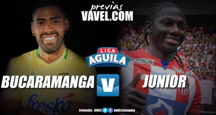 Atlético Bucaramanga vs Atlético Junior: el optimismo contra la serenidad