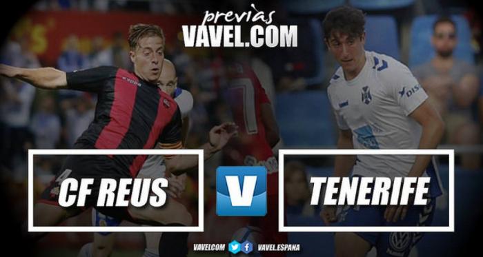 Previa CF Reus - CD Tenerife: duelo de dinámicas