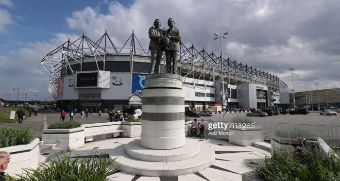Derby County face further problems after administration announced