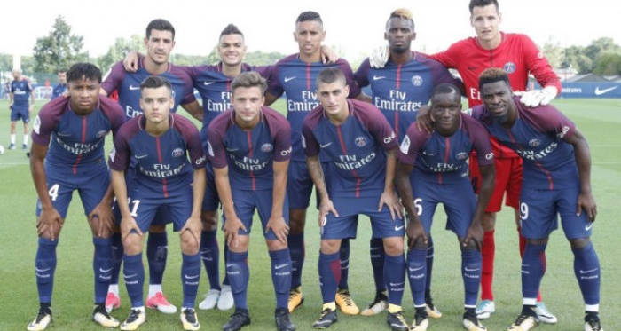 La composition probable du Paris Saint-Germain face à la Roma