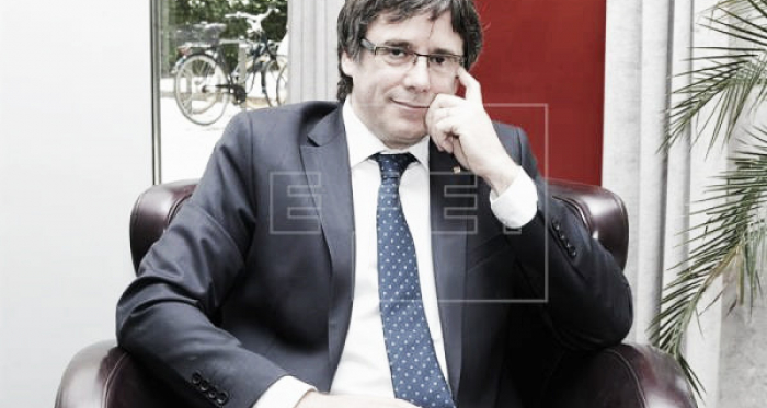 Carles Puigdemont // Foto de: Agencia EFE