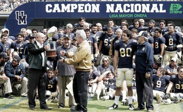 (Foto: Deportes UNAM | DGADyR)