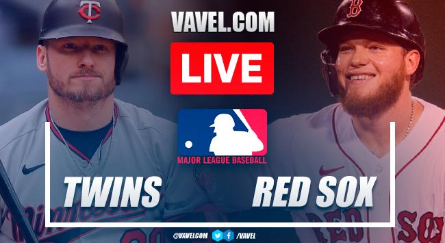 Runs and highlights: Minnesota Twins 9-6 Boston Red Sox in MLB 2021