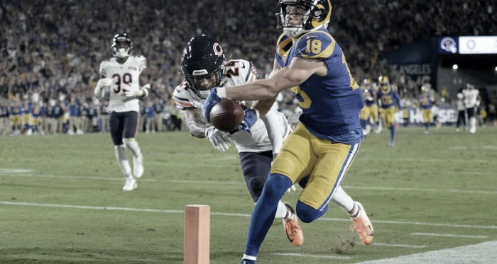 Los Ángeles siguen terceros en la NFC Oeste // Foto: Rams