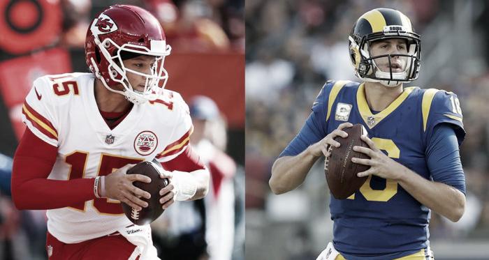El partido se celebrará en Los Angeles // Foto: NFL