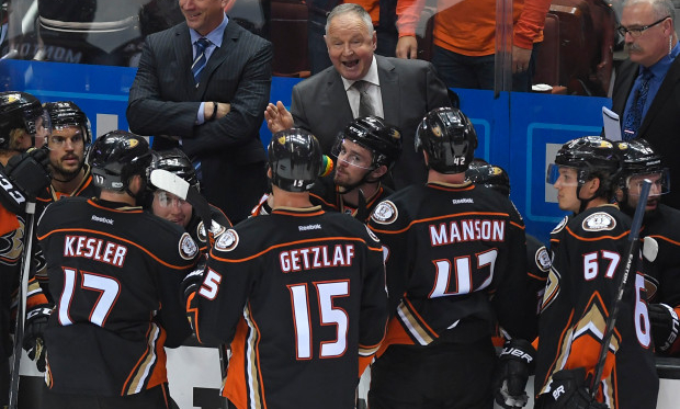 Randy Carlyle fired as Anaheim Ducks head coach  | (Photo: OCRegister.com)