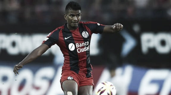 Raúl Loaiza defendió los colores de San Lorenzo. Foto: Espíritu Amateur.