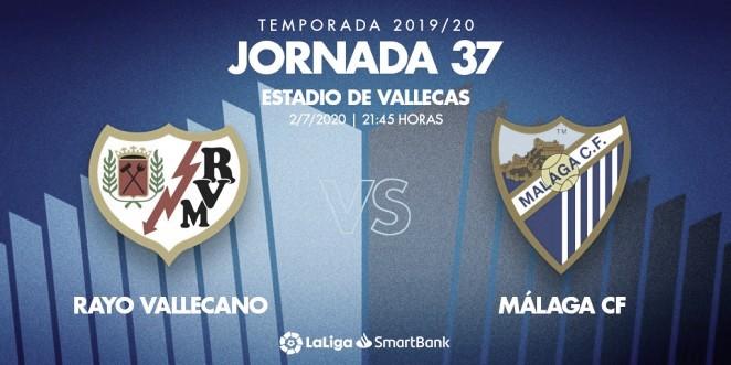 Previa Rayo Vallecano - Málaga CF: en la senda de la victoria