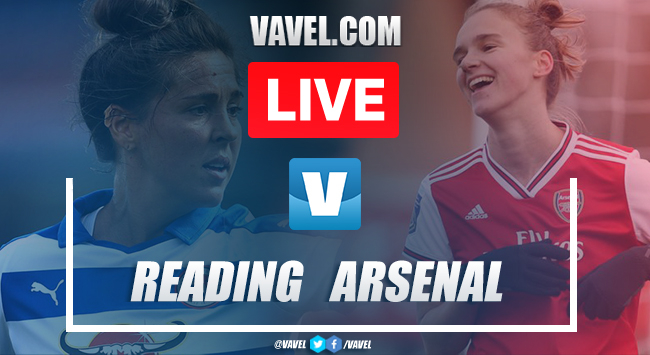 Reading Women vs Arsenal Women: Live Stream TV Updates and How to Watch Women's Super League 2019 (0-0)