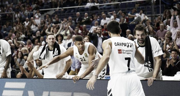 Los blancos están jugando como un bloque total | Foto: Euroleague.net