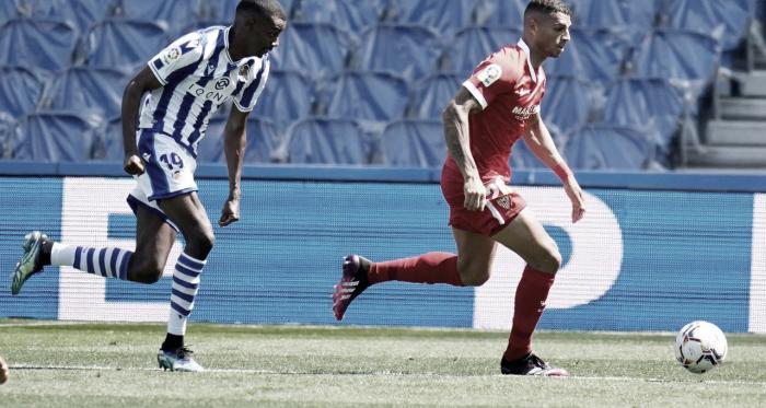 Melhores Momentos de Real Sociedad x Sevilla (0-0)