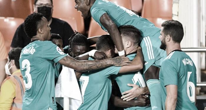"""Vinicius Jr: """"El Real Madrid nunca se rinde"""""""