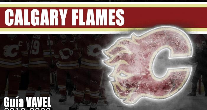 Guía Vavel Calgary Flames 2019/20 | Fotomontaje: David Carrera Vavel