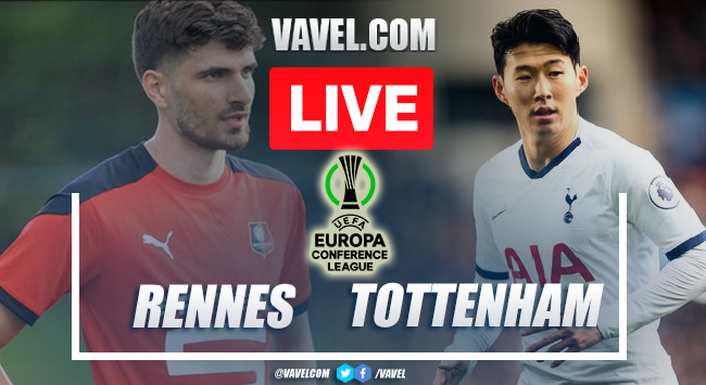 Goals and Highlights: Stade Rennes 2-2 Tottenham in Conference League