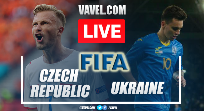Goals and Highlights: Czech Republic 1-1 Ukraine in 2021 Friendly Game