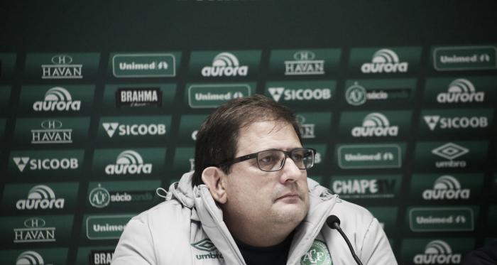 Chape ainda pode perder mais uma posição até o fim da rodada (Foto: Sirli Freitas/Chapecoense)