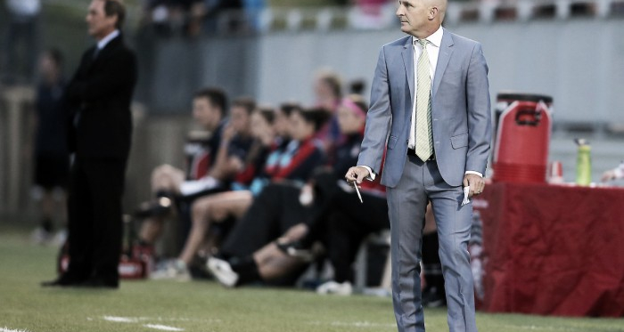 Paul Riley is voted as the 2017 NWSL Coach of the Year | Source: North Carolina Courage - northcarolinafc.com