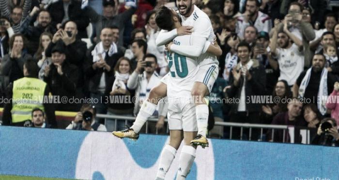 Isco y Asensio. Imagen: Vavel