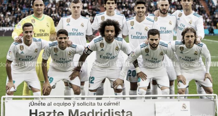 Resumen Villarreal 2-2 Real Madrid en la Liga Santander 2018