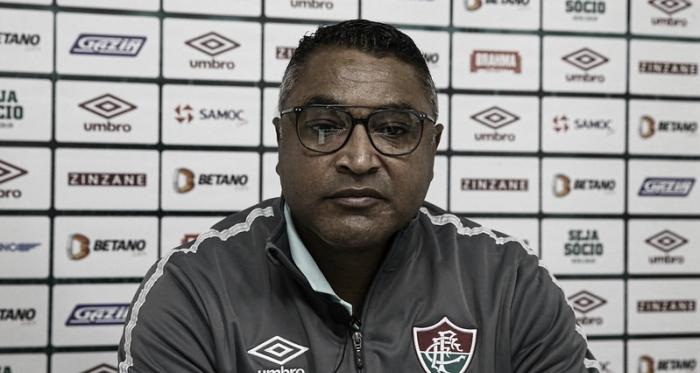 Roger comemora classificação e cita 'franca evolução' do Fluminense
