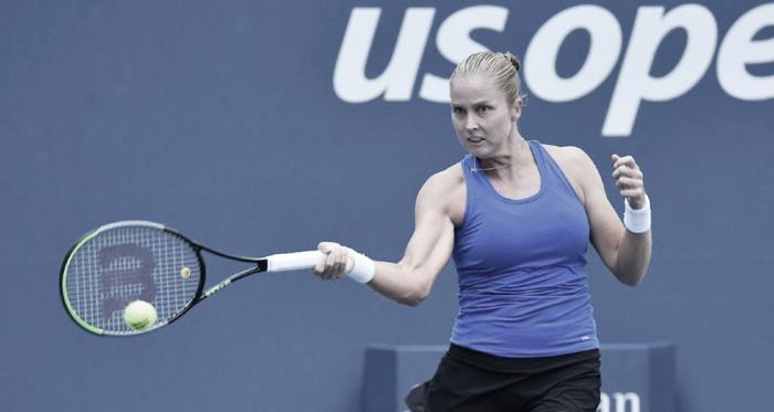 Shelby Rogers da el golpazo que fulmina a Kvitova