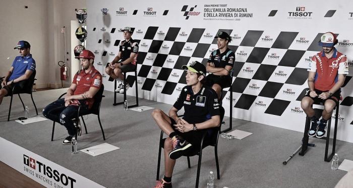 Rueda de prensa del Gran Premio de Francia 2020