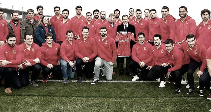 La Selección Española visita Valdebebas/ Foto: Real Madrid