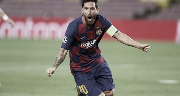 El Nápoles, nueva víctima de Messi