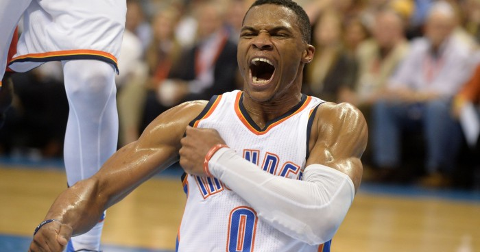 NBA Week 6 : Westbrook prend sa revanche sur Durant
