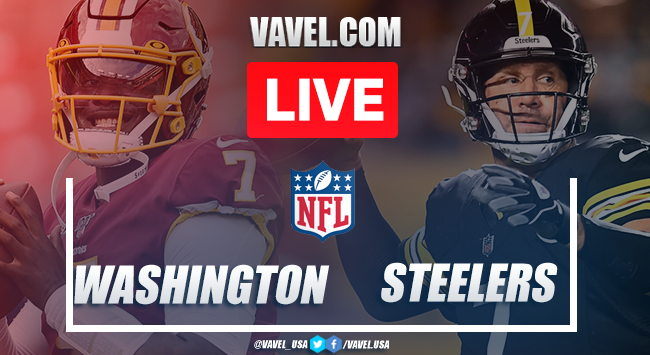 Highlights and Touchdowns of Washington 23-17 Steelers on NFL 2020
