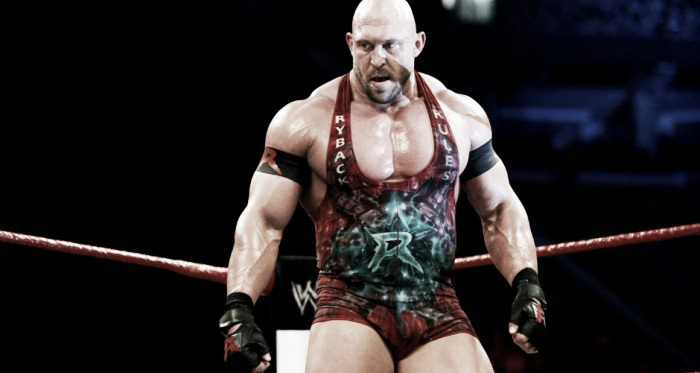 Is Ryback being tempted into the world of MMA? (image: inquisitr.com)