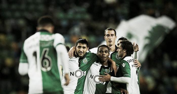 Alan Ruiz fez o golo da vitória (Foto: tsf,pt)
