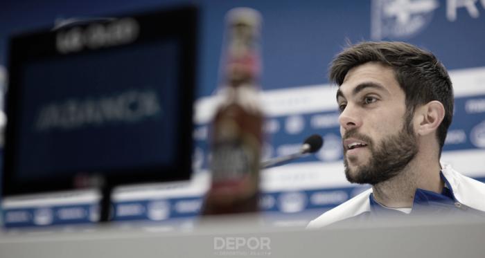 Salva Ruiz deja el Deportivo