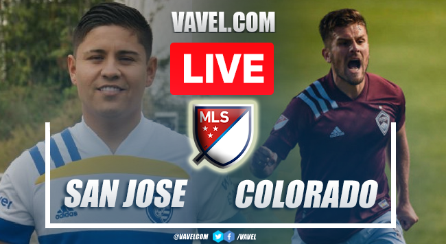 Goal and Highights: San Jose Earthquakes 0-1 Colorado in 2021 MLS