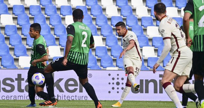 Serie A - La Roma non vince più: con il Sassuolo è 2-2