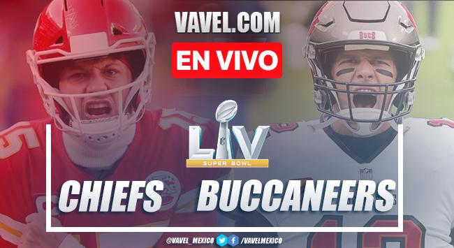 Resumen y Touchdowns: Kansas City Chiefs 9 - 31 Tampa Bay Buccaneers en el Super Bowl LV de la NFL