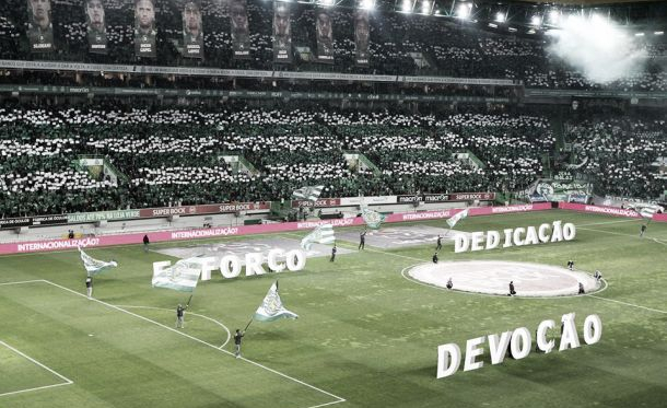 Foto: Facebook Sporting Clube de Portugal