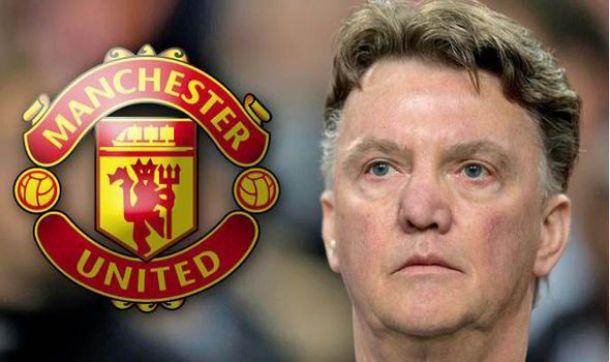Louis Van Gaal, nuevo técnico del Manchester United