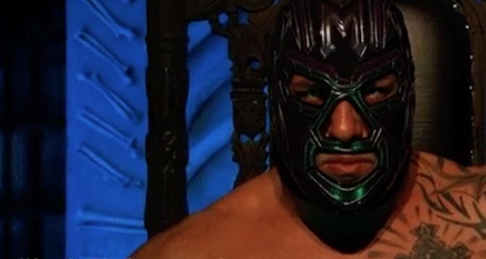 Lucha Underground S2 E1: It Really Is A Darker Place