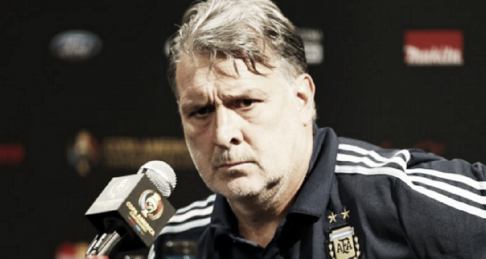Gerardo Martino resigns, and the future of the federation is looking bleak   photo courtesy of Agencia EFE