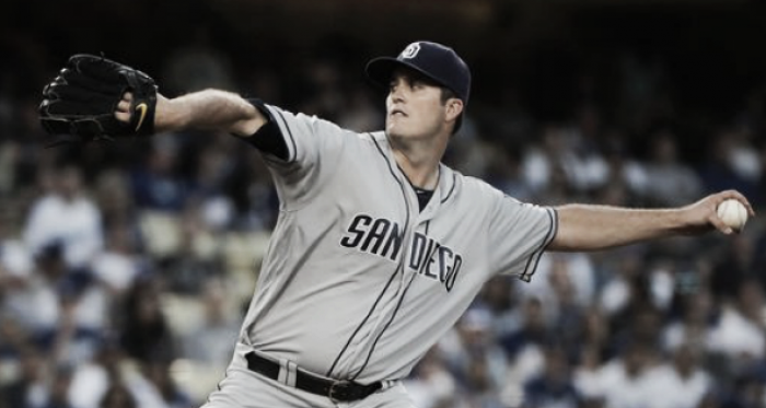The Red Sox have acquired Drew Pomeranz from San Diego Padres. | AP