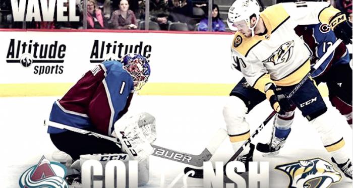 Colorado Avalanche vs Nashville Predators playoff preview. (Photo montage: Vavel)