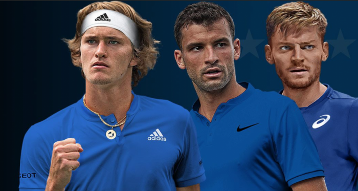 Team Europe's new contingent (Laver Cup Website)