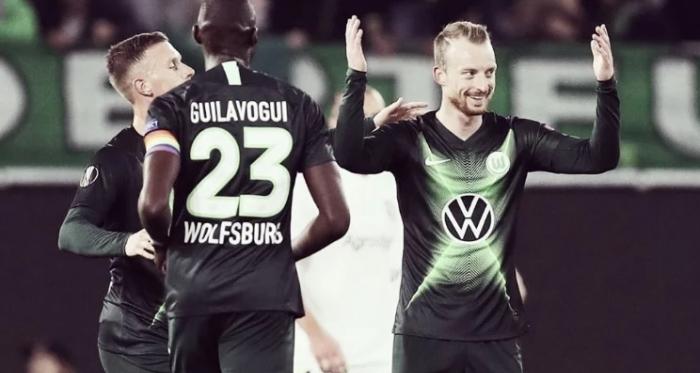 Foto: Divulgação / Wolfsburg