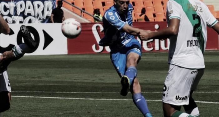 Primer gol para Abrego en Primera División