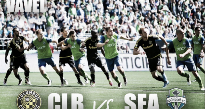 Seattle Sounders, Columbus Crew SC faceoff for the first time this season